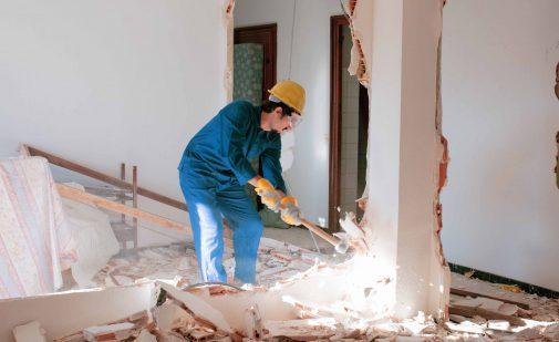 Brzo i efikasno rušenje i odvoz šuta